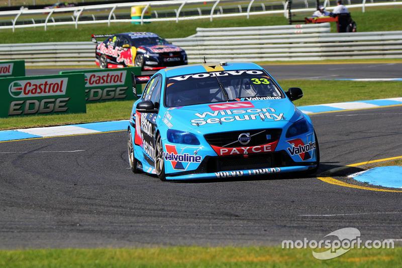 Scott McLaughlin and Alexandre Prémat, Garry Rogers Motorsport Volvo