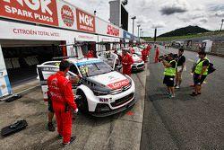 José María López, Citroen C-Elysée WTCC, Citroën Total WTCC
