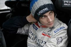 Craig Breen, Peugeot Rally Accademy