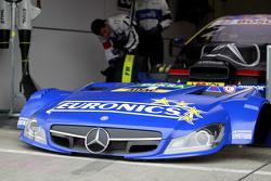 Car of Gary Paffett, ART Grand Prix Mercedes-AMG C63 DTM
