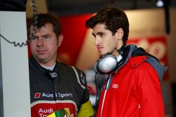 Антонио Джовинацци, Audi Sport Team Phoenix.