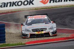 Robert Wickens, HWA AG Mercedes-AMG C63 DTM