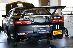 #11 Blackdog Speed Shop Chevrolet Z28: Tony Gaples
