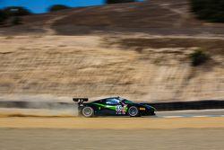 #65 Scuderia Corsa Ferrari 458 Italia: Mike Hedlund