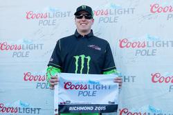 Polesitter Kyle Busch, Joe Gibbs Racing