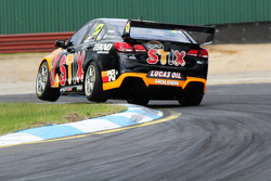 Shane van Gisbergen y Jonathon Webb, Tekno Autosports Holden