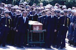 Emerson Fittipaldi, Jackie Stewart, Johnny Herbert, Derek Warwick, Gerhard Berger, Rubens Barrichell