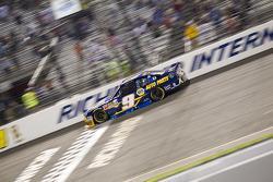 Il vincitore della gara Chase Elliott, JR Motorsports Chevrolet