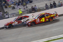 Ryan Reed, Roush Fenway Racing Ford and Ross Chastain, JD Motorsports Chevrolet
