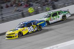 Josh Berry, JR Motorsports Chevrolet and Hermie Sadler