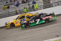 John wes Townley, Athenian Motorsports Chevrolet and Regan Smith, JR Motorsports Chevrolet