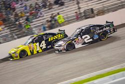 Cale Conley, TriStar Motorsports Toyota e Brian Scott, Richard Childress Racing Chevrolet