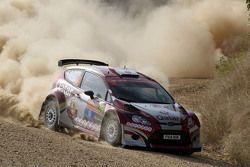 Nasser Al-Attiyah and Matthieu Baumel, Ford Fiesta RRC
