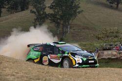 Yazeed Al-Rajhi y Michael Orr, Ford Fiesta RRC