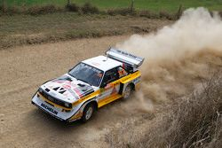 Mal Keough and Pip Bennett, Audi Quattro S1 Replica