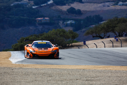 #6 K-Pax Racing McLaren 650S GT3: Robert Thorne