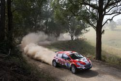 Mark Pedder et Glenn Macneall, Peugeot 208 Maxi