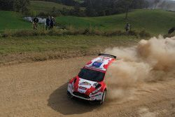 Scott Pedder and Dale Moscatt, Ford Fiesta R5
