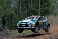 Yurii Protasov and Pavlo Cheperin, Ford Fiesta R6