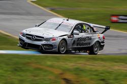 Ash Walsh y Jack LeBrocq, Erebus Motorsport Mercedes