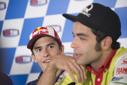 Marc Marquez, Repsol Honda Team, Danilo Petrucci, Octo Pramac Racing