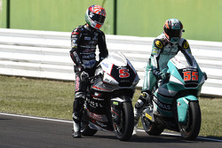 Johann Zarco, Ajo Motorsport e Hafizh Syahrin, Petronas Raceline Malaysia
