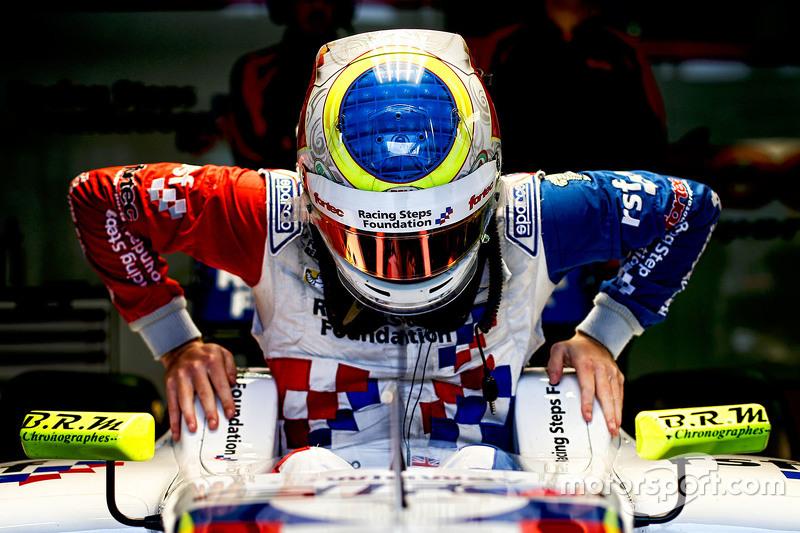Nürburgring - Oliver Rowland, Fortec Motorsports
