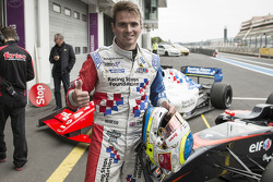 Oliver Rowland, Fortec Motorsports, vainqueur de la course