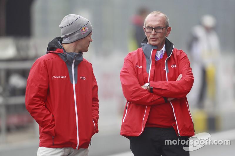 Маттіас Екстрем, Audi Sport Team Abt Sportsline, Audi A5 DTM та Гаррі Унфлет, Abt Sportsline