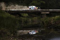 Jari-Matti Latvala en Miikka Anttila, Volkswagen Polo WRC, Volkswagen Motorsport
