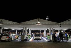 Área de equipo de Volkswagen Motorsport