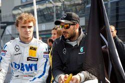 Lucas Auer, ART Grand Prix Mercedes-AMG C63 DTM e Gary Paffett, ART Grand Prix Mercedes-AMG C63 DTM