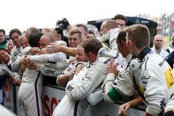 Bruno Spengler, BMW Team MTEK, BMW M4 DTM, und Timo Glock, BMW Team MTEK, BMW M4 DTM