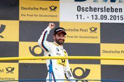 Podium: Winnaar Timo Glock, BMW Team MTEK BMW M3 DTM