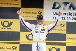 Podio: Bruno Spengler, BMW Team MTEK BMW M4 DTM