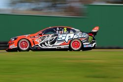 Garth Tander y Warren Luff, Holden Racing Team