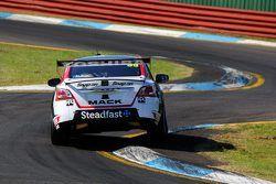 James Moffat und Taz Douglas, Nissan Motorsports