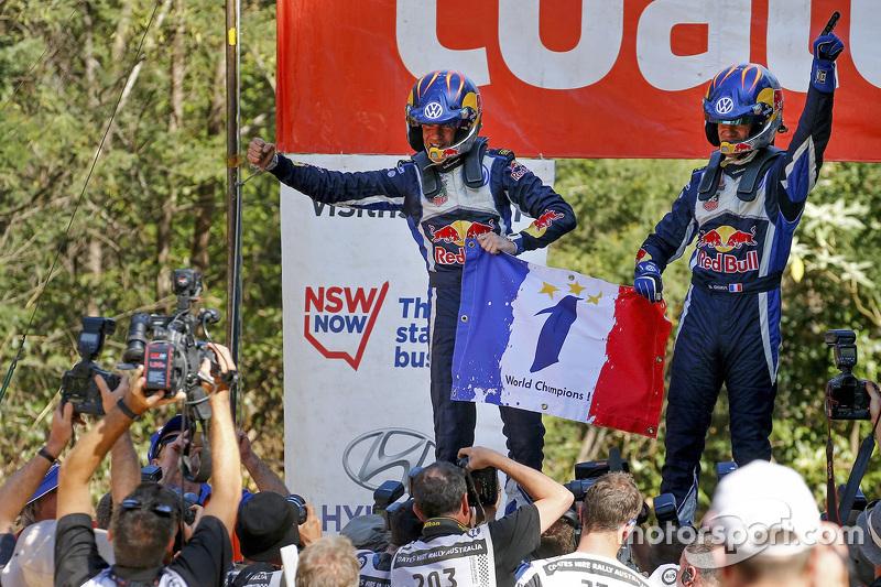 Australie 2015 : 3e titre