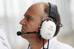 Xavier Mestelan Pinon, Team Principal, Citroën World Touring Car team