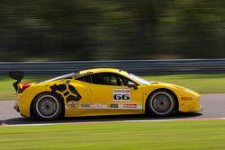 #66 Ferrari of San Francisco Ferrari 458 : Ross Garber