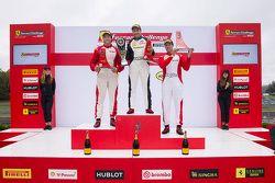 Trofeo Pirelli Am Podyum: Kazanan #8 Ft. Lauderdale Ferrari 458