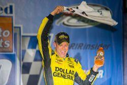 El ganador, Matt Kenseth, Joe Gibbs Racing Toyota