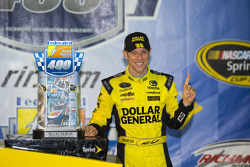 El ganador, Matt Kenseth, Joe Gibbs Racing Toyota