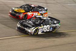 Brian Scott, Chevrolet et Tony Stewart, Stewart-Haas Racing Chevrolet