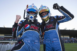 Chaz Mostert dan Mark Winterbottom, Prodrive Racing Australia Ford