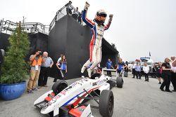 Vainqueur et Champion 2015 : Nico Jamin