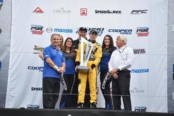 Santiago Urrutia, campeón del Pro Mazda Championship
