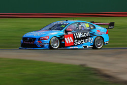 David Wall y Chris Pither, Garry Rogers Motorsport Volvo