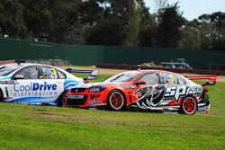 Garth Tander e Warren Luff, Holden Racing Team e Tim Blanchard e Karl Reindler, Lucas Dumbrell Motor