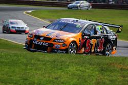 Shane e Gisbergen and Jonathon Webb, Tekno Autosports Holden
